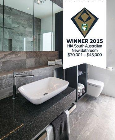 HIa award best new bathroom $30,001 to $45,000