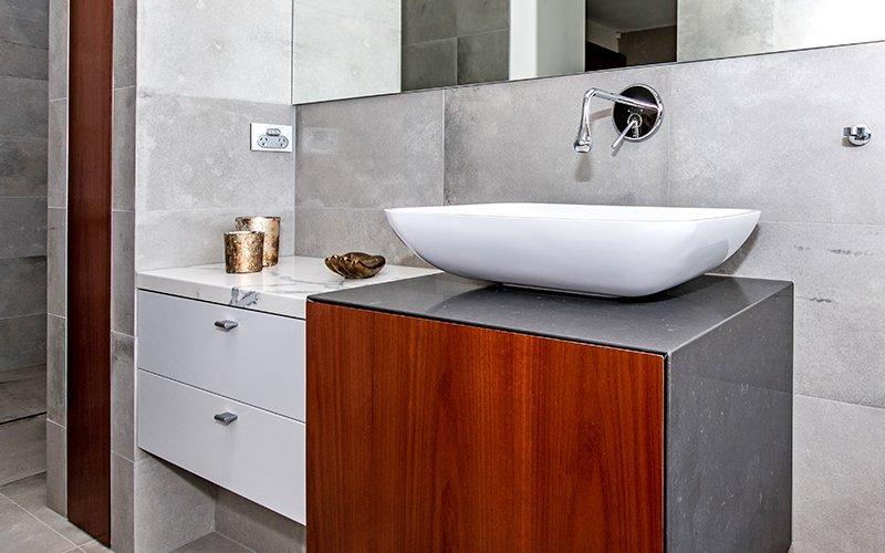 bathroom vanity make-over