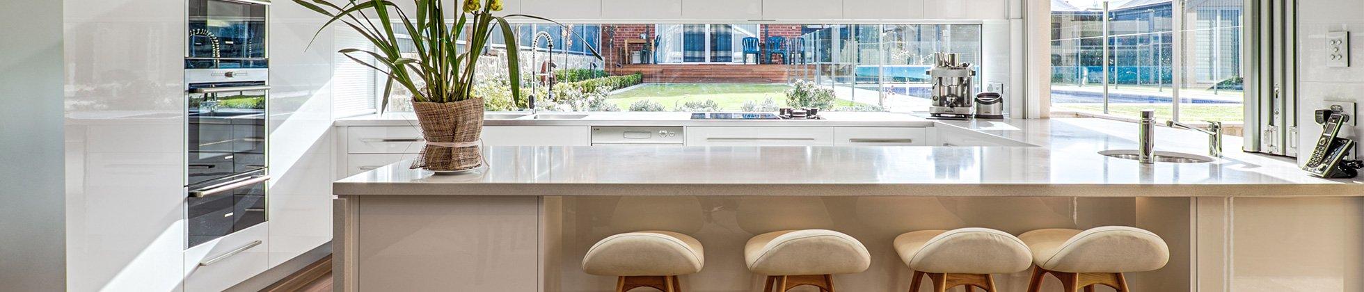 Modern kitchen design by ByUrban